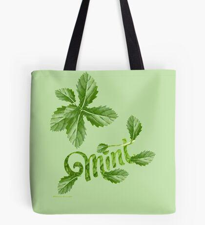 Herbal Tea /mint  (12901 Views) Tote Bag