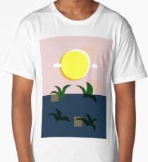 A Beautiful Morning Long T-Shirt