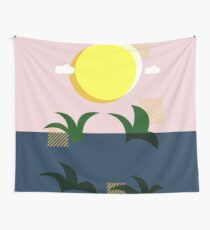 A Beautiful Morning Wall Tapestry