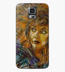 Sad Girl Case/Skin for Samsung Galaxy
