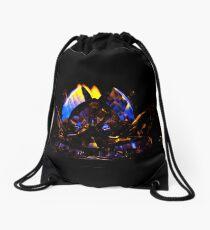 Inviting Warmth Drawstring Bag