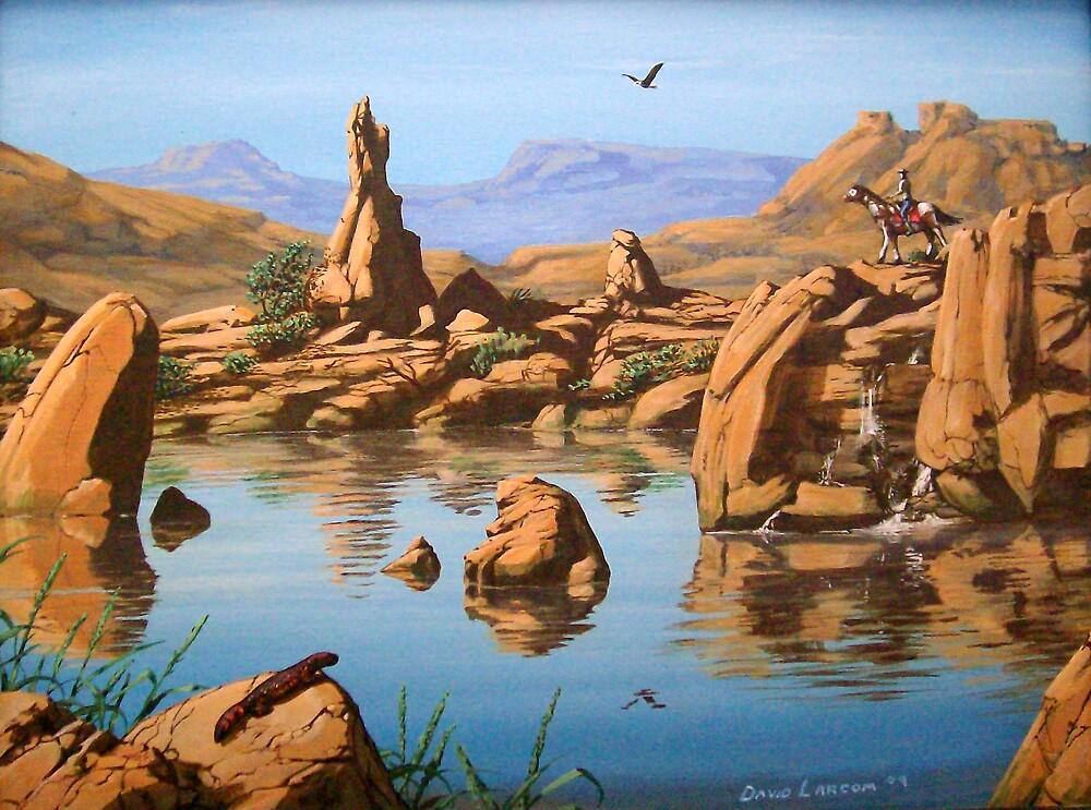 prayer rock by David  Larcom