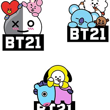 Stickers B T 2 1 by WhipLeen