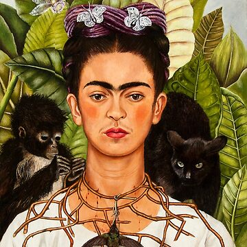 Frida Kahlo Painting by GongAuGung