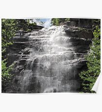 Arethusa Falls - Crawford Notch NH Poster