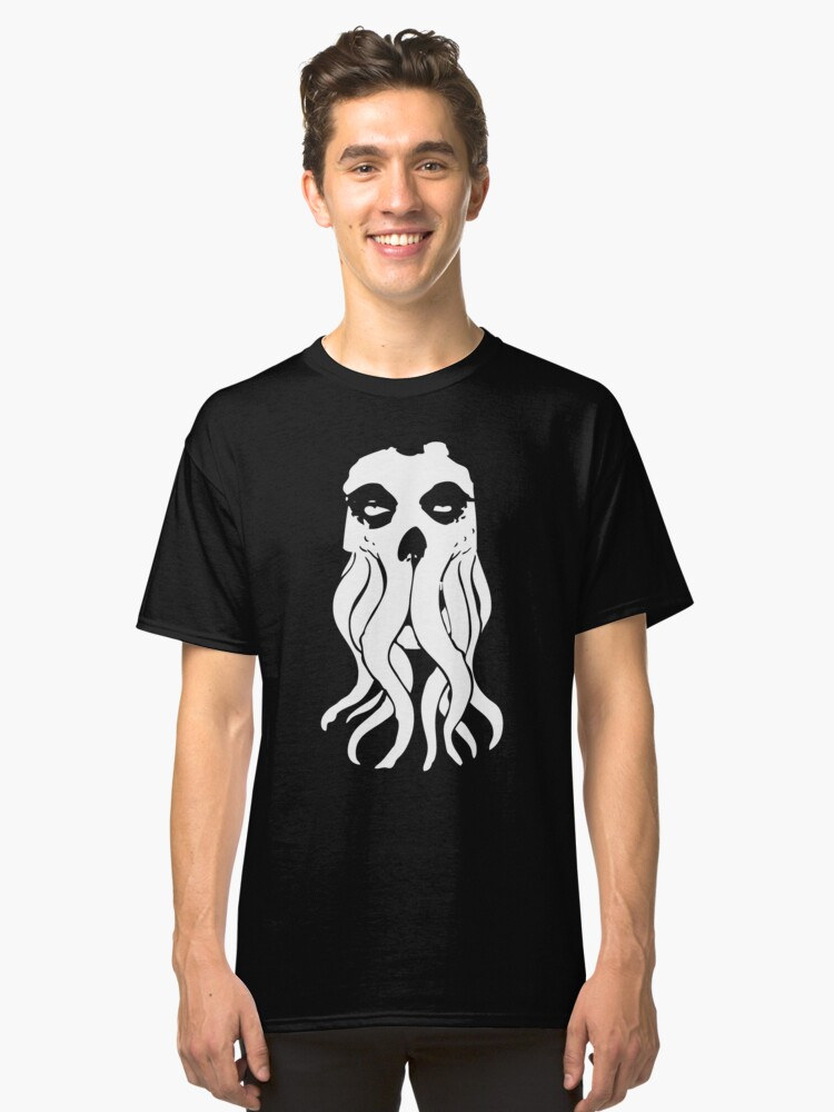 Misfit Cthulhu Classic T-Shirt Front