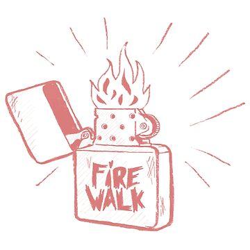 Fire Walk - Life Is Strange  by IAmKev