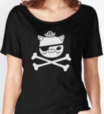 Kwazii Krossbones Women's Relaxed Fit T-Shirt