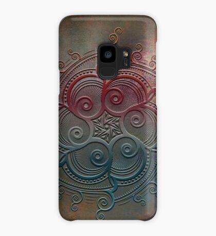 Mobile skin case mandala split Case/Skin for Samsung Galaxy