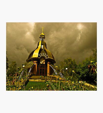 Little Church  Photographic Print