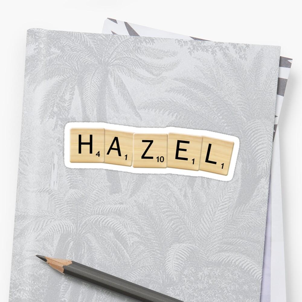 Hazel by imoulton