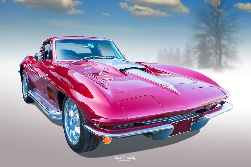 65 Corvette by Keith Hawley