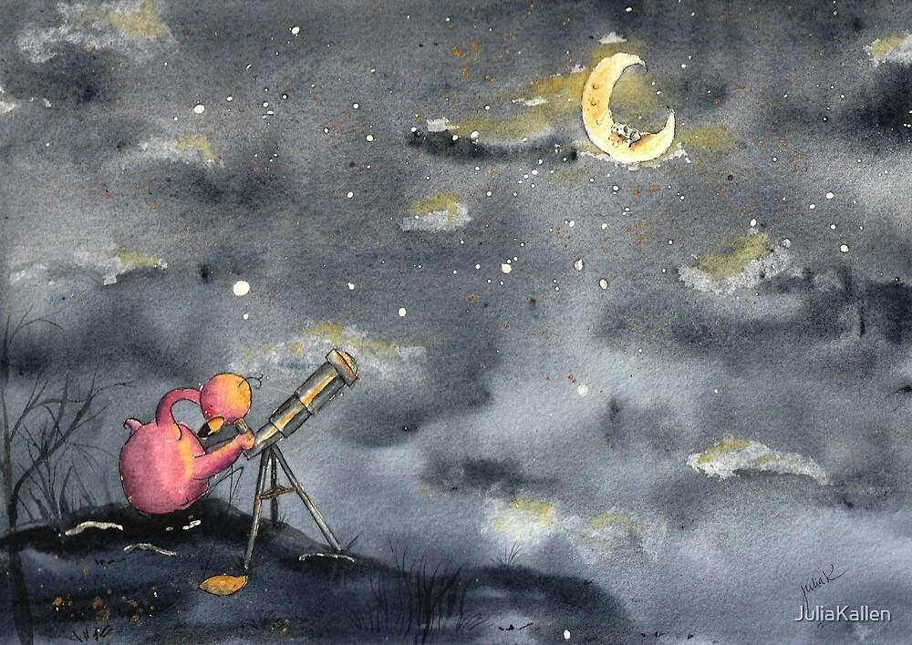 Frans and Wiola Stargazing by JuliaKallen