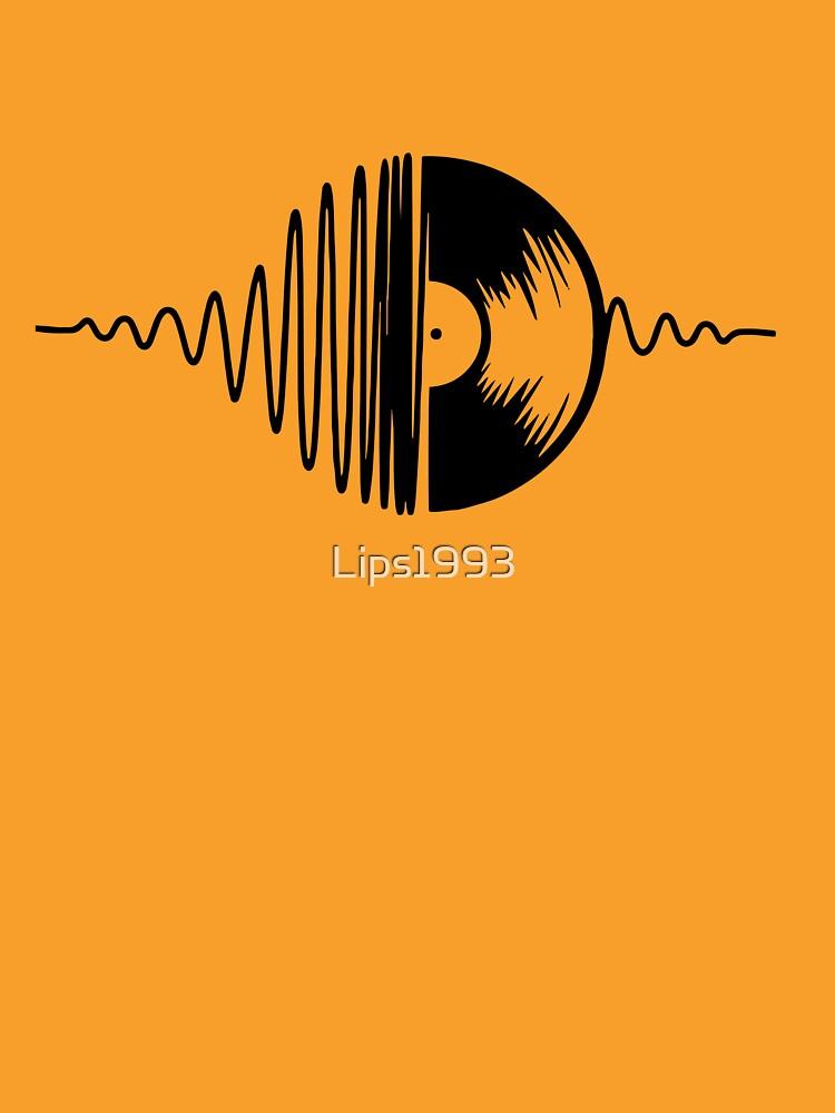 music vinyl black by Lips1993