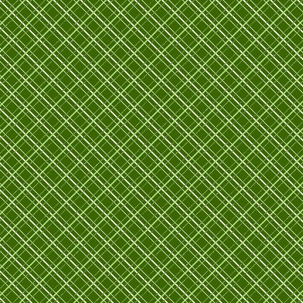 Plaid grid 3 by cmadeleine