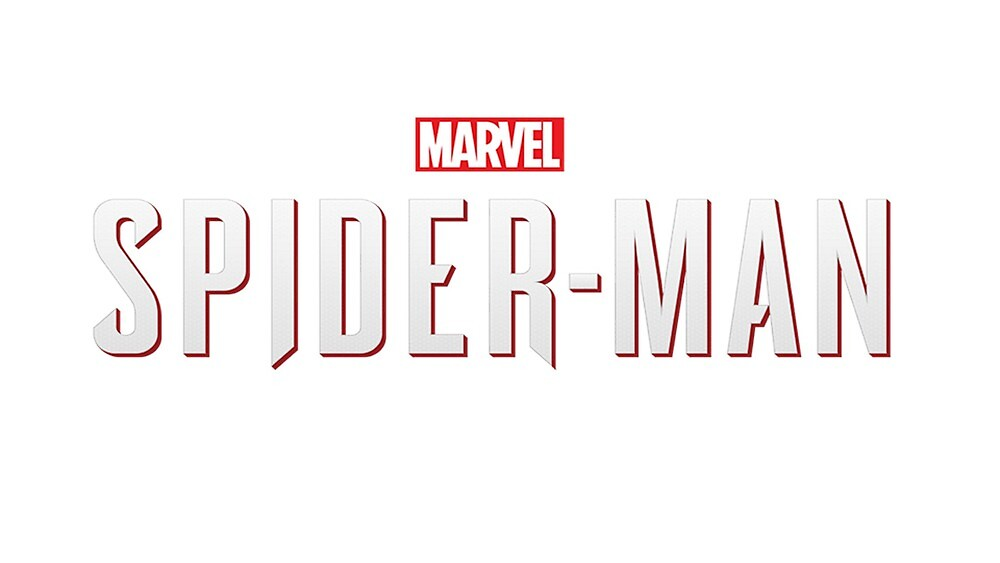 Spider-Man (2018) Video Game Original Logo by OrShachar