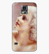 Jean Harlow, Vintage Hollywood Legend Case/Skin for Samsung Galaxy