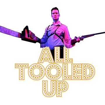 The Elvis Dead - All Tooled Up by theelvisdead