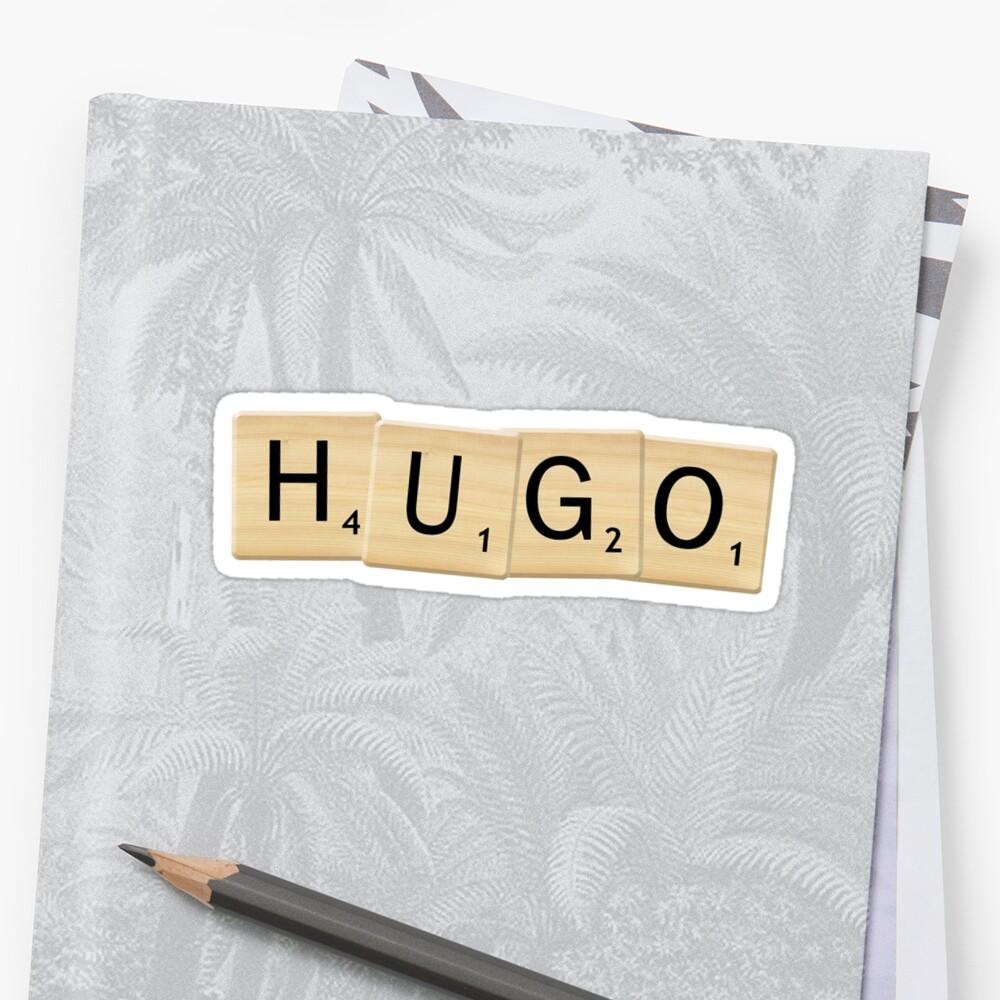 Hugo by imoulton