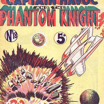 Phantom Knight Comic #18 by Stingrae