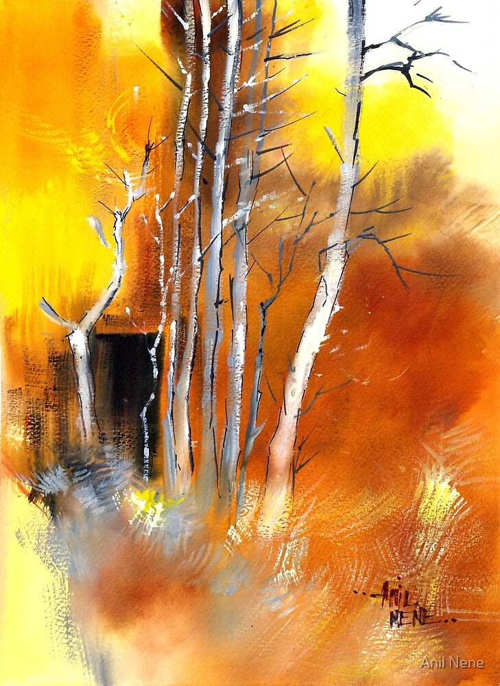 Day Dream by Anil Nene
