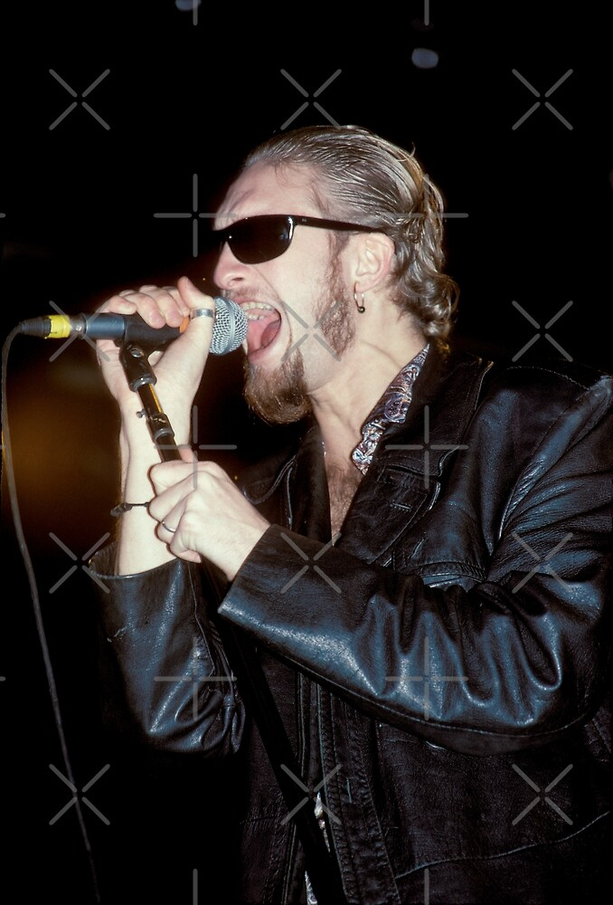 Alice In Chains Layne Staley by concertphotos1