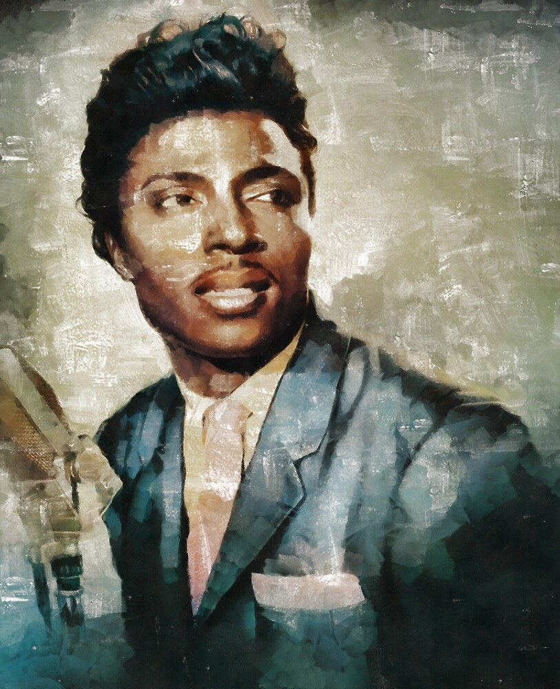 Little Richard, Music Legend by SerpentFilms