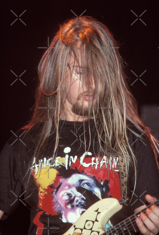 Alice In Chains Jerry Cantrell by concertphotos1