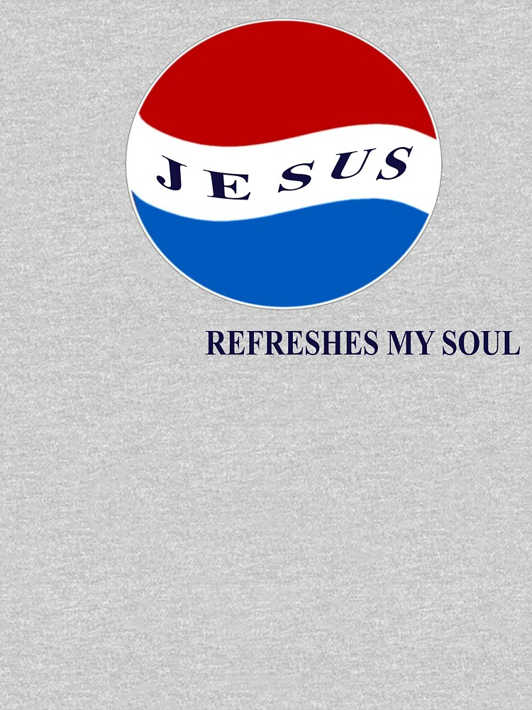 JESUS REFRESHES MY SOUL by Tim-Forder