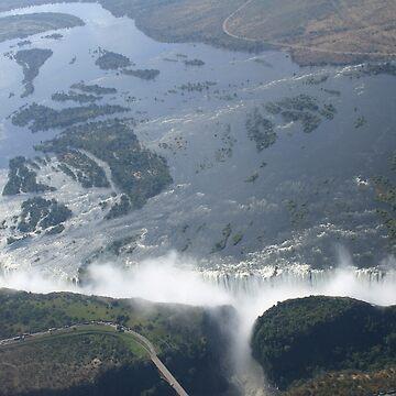 Victoria Falls by jozi1