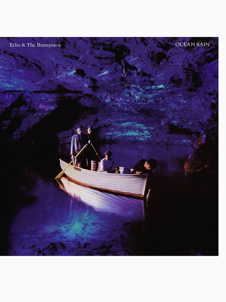 Echo and the Bunnymen - Ocean Rain by cullenders