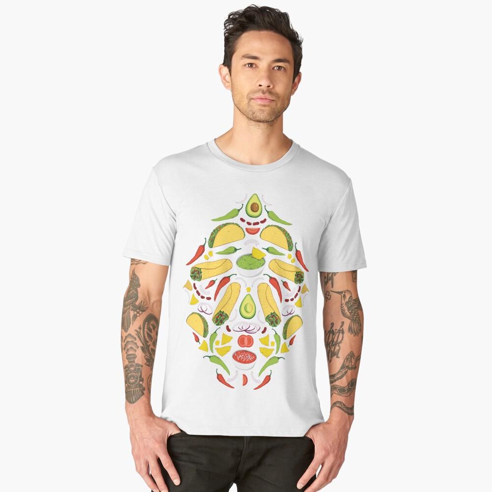 Taco Taco Men's Premium T-Shirt Front