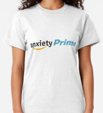 Anxiety Prime Classic T-Shirt