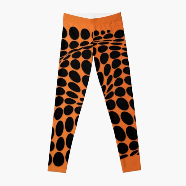 COME INSIDE (ORANGE) Leggings