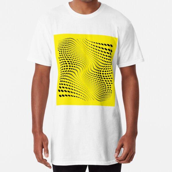 THE RIVER (YELLOW) Camiseta larga