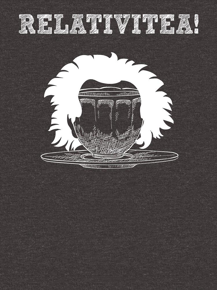 Relativitea - Funny Tea Pun - Gag Gift by -BVB-