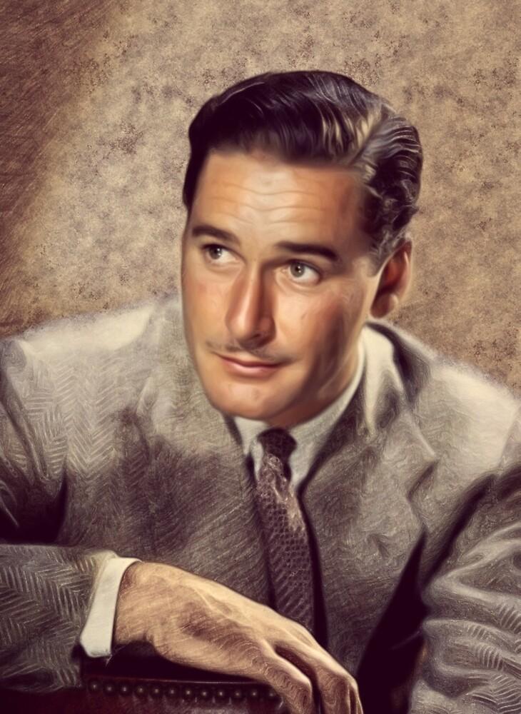Errol Flynn, Vintage Hollywood Legend by SerpentFilms