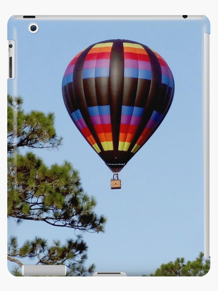 Hot Air Balloon by Orikall