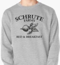 Schrute Farms - Bed and Breakfast - Logo - The Office Pullover