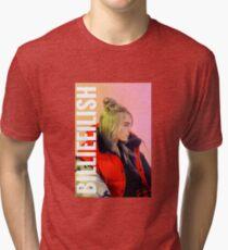 Billie Eilish  Tri-blend T-Shirt