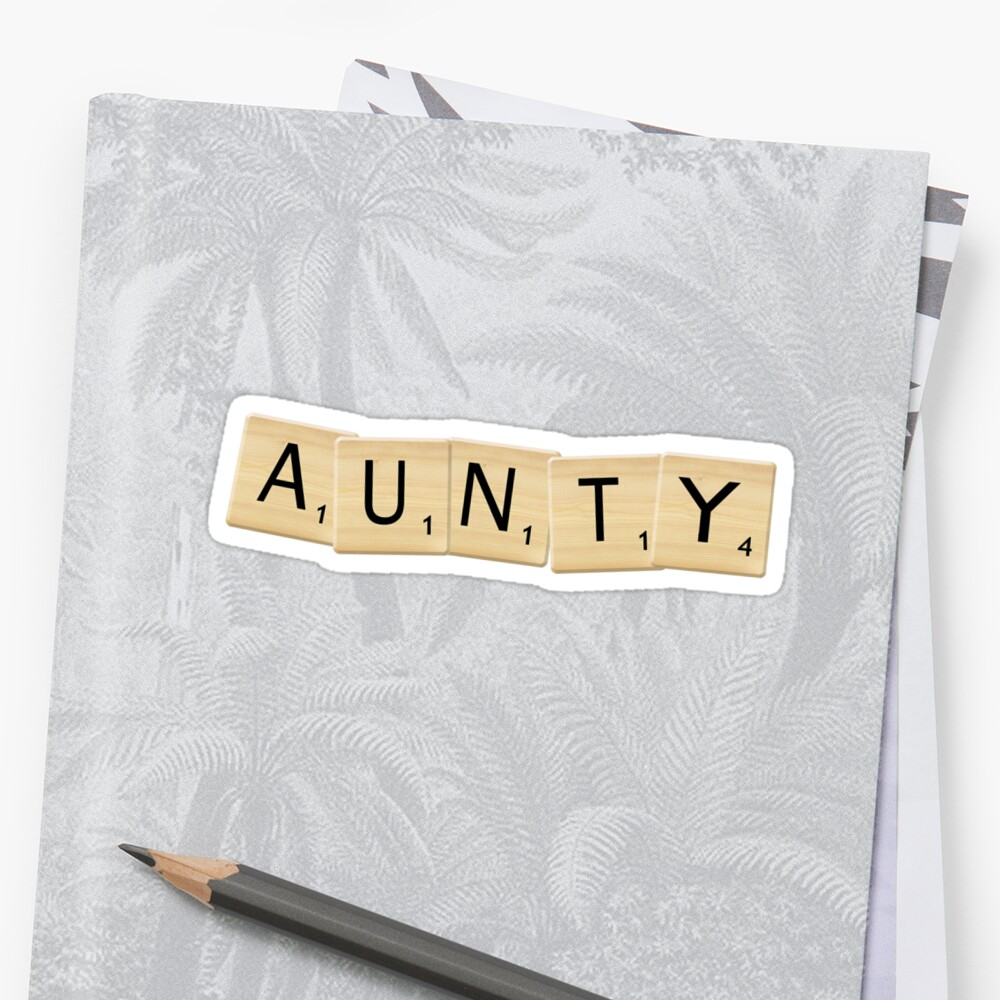 Aunty by imoulton