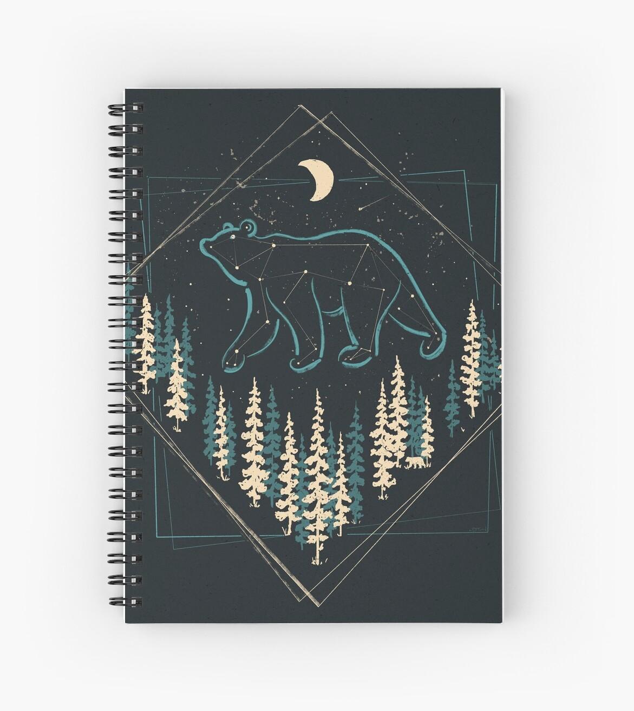«El oso salvaje del cielo» de ndtank