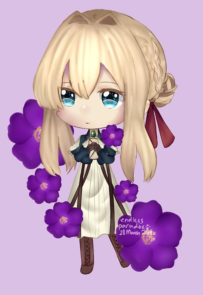 Violet Evergarden by Gracelkm