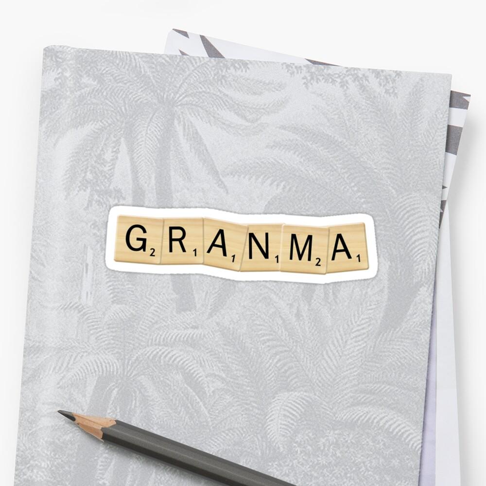 Granma by imoulton