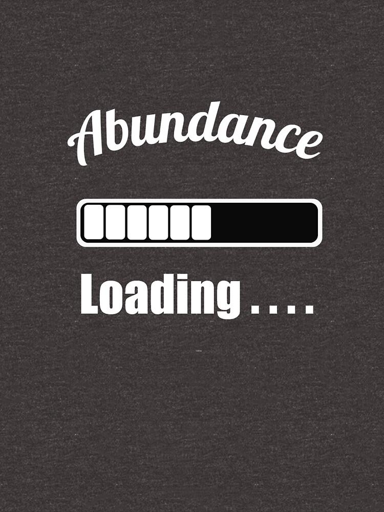 Abundance Loading by miniverdesigns