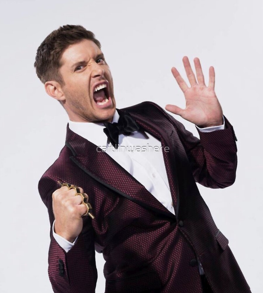 Jensen by caitlinwashere