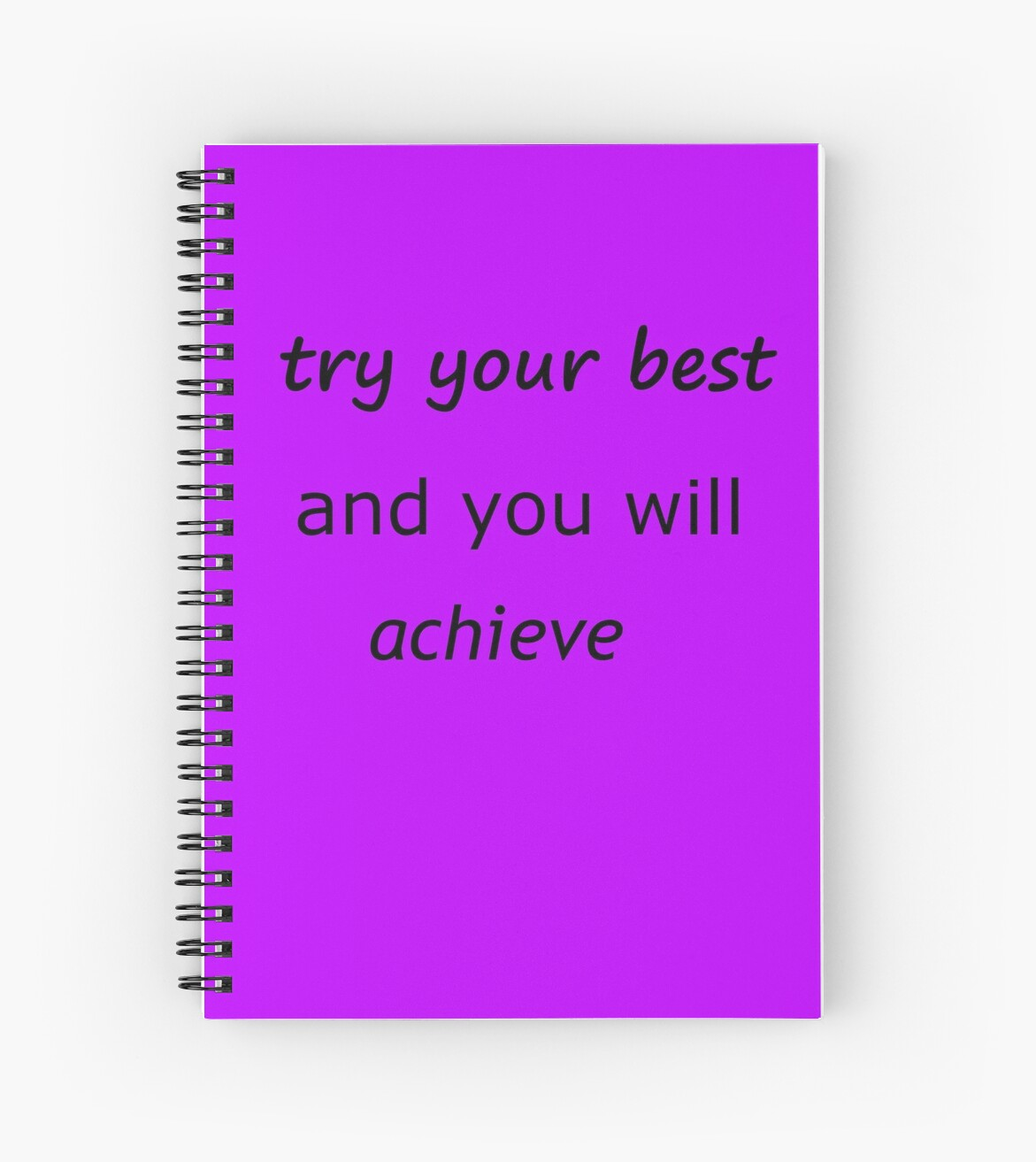 Try Your Best and You Will Achieve by Northcliffe