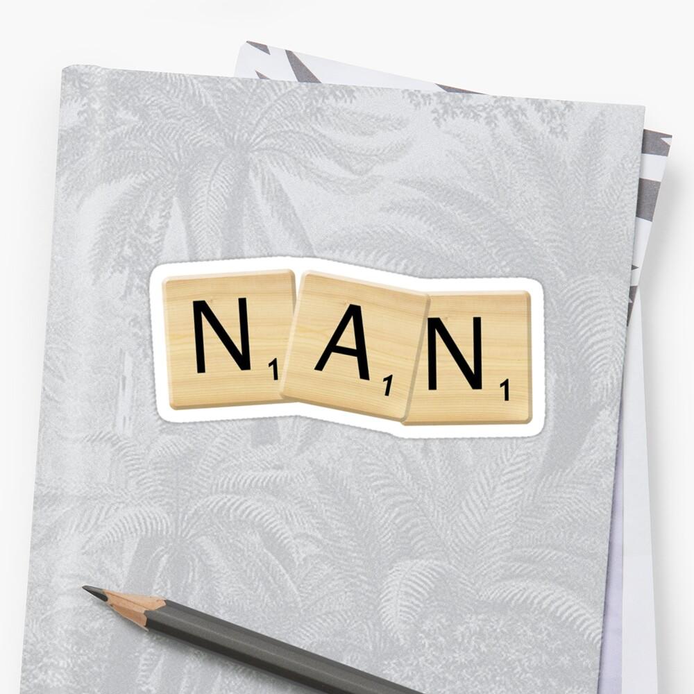 Nan by imoulton