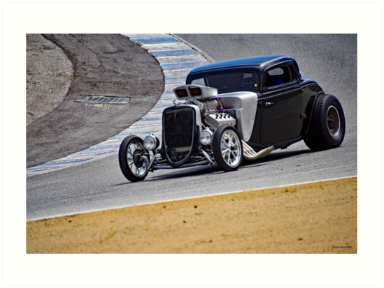 1934 Ford 'Serious Business' Coupe I by DaveKoontz