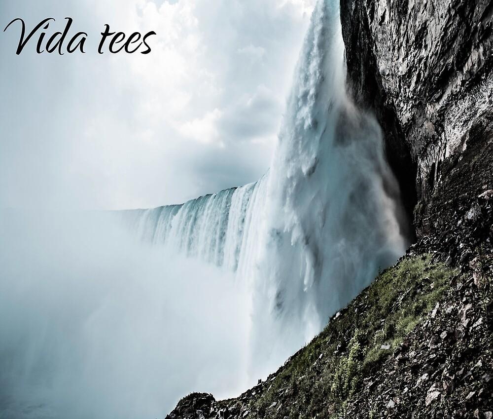 Vida Tees by Samuel Beckman